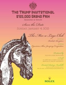 Trump International Horse Show