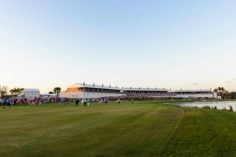 The Best Viewing Areas and The Best Place to Find Players Up Close at The Honda Classic
