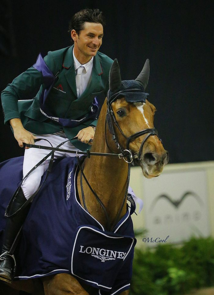 The 2015 LONGINES FEI World CupTM Jumping Final Goes to Guerdat