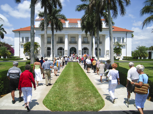 Founder's Day at Flagler Museum