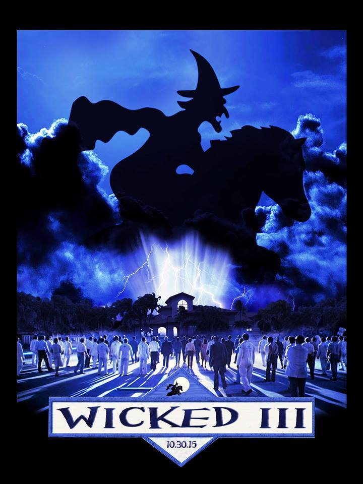 Save the Date- Wicked III at the Wanderers Club