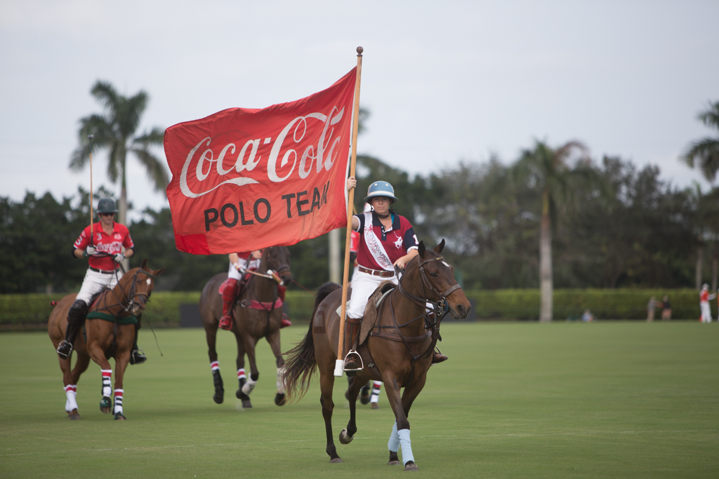 Opening Day at IPC: Coca-Cola Wins Herbie Penell Cup