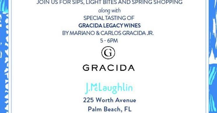 Gracida Wine, Sip and Shop
